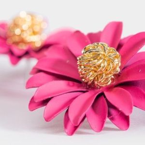 Francesca's Collections Jewelry - FIRM PRICE Daisy Studs